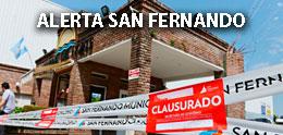 ALERTA SAN FERNANDO