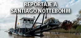 REPORTAJE A SANTIAGO NOTTEBOHM