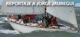 REPORTAJE A JORGE JAUREGUI