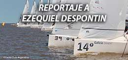 REPORTAJE A EZEQUIEL DESPONTIN