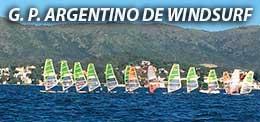G. P. ARGENTINO DE WINDSURF