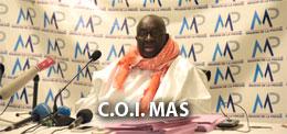 C.O.I. MAS