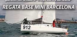 REGATA BASE MINI BARCELONA