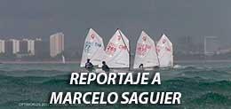 REPORTAJE A MARCELO SAGUIER