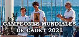 MUNDIAL DE CADET 2021