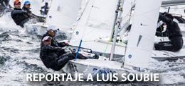 REPORTAJE A LUIS SOUBIE