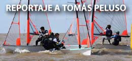REPORTAJE A TOMAS PELUSO 29ER