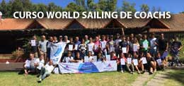 CURSO WORLD SAILING