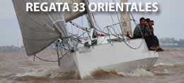 REGATA 33 ORIENTALES
