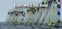 CAMPEONATO EUROPEO DE 49er