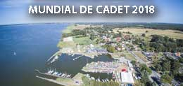 MUNDIAL DE CADET 2018