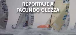 REPORTAJE A FACUNDO OLEZZA