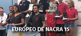 CAMPEONATO EUROPEO DE NACRA 15