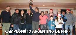 CAMPEONATO ARGENTINO DE PHRF