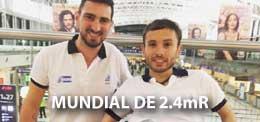 MUNDIAL DE 2.4mR