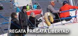 REGATA FRAGATA LIBERTAD