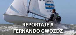 REPORTAJE A FERNANDO GWOZDZ