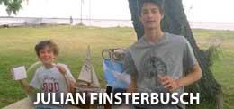 REPORTAJE A JULIAN FINSTERBUSCH