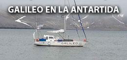 GALILEO EN ANTARTIDA