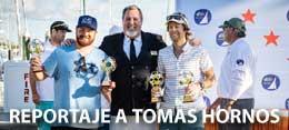 REPORTAJE A TOMAS HORNOS