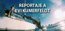 REPORTAJE A EVI KUMERFELDT