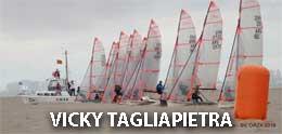 REPORTAJE A VICKY TAGLIAPIETRA