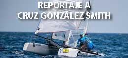 REPORTAJE A CRUZ GONZALEZ SMITH