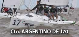 CAMPEONATO ARGENTINO DE J70