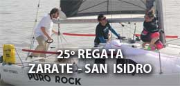 REGATA ZARATE SAN ISIDRO