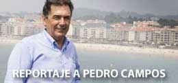 REPORTAJE A PEDRO CAMPOS