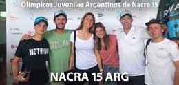 NACRA 15 ARG