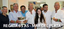 REGATA BS AS MAR DEL PLATA