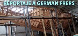REPORTAJE A GERMAN FRERS
