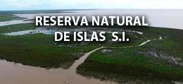 RESERVA NATURAL ISLAS SAN ISIDRO