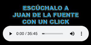 ESTAS A UN CLICK DE ESCUCHARLO A JUAN