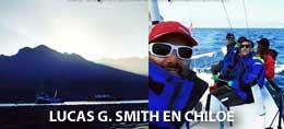 LUCAS GONZALEZ SMITH EN CHILOE