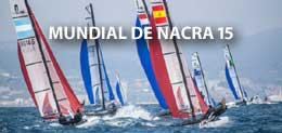 MUNDIAL DE NACRA 15