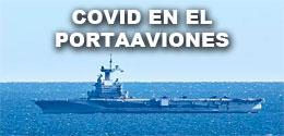 COVID EN EL PORTAAVIONES