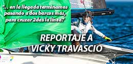 REPORTAJE A VICKY TRAVASCIO