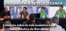 COLOQUIO MINITRANSAT EN BARCELONA