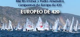 CAMPEONATO EUROPEO DE 420
