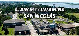 ATANOR CONTAMINA SAN NICOLAS