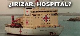 EL IRIZAR COMO HOSPITAL