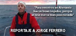 REPORTAJE A JORGE FERRERO