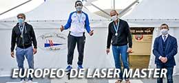 EUROPEO DE LASER MASTER