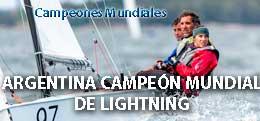 CAMPEONES MUNDIALES DE LIGHTNING