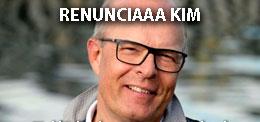 RENUNCIAAAA KIM