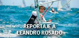 REPORTAJE A LEANDRO ROSADO