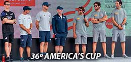 36 AMERICAS CUP