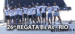 26 REGATA BS AS - RIO